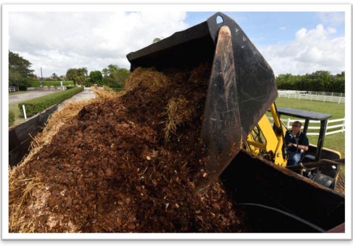 HiPoint recycled horse bedding, HiPoint Shavings Process, HPAB Process (C) | Environmental Recycling